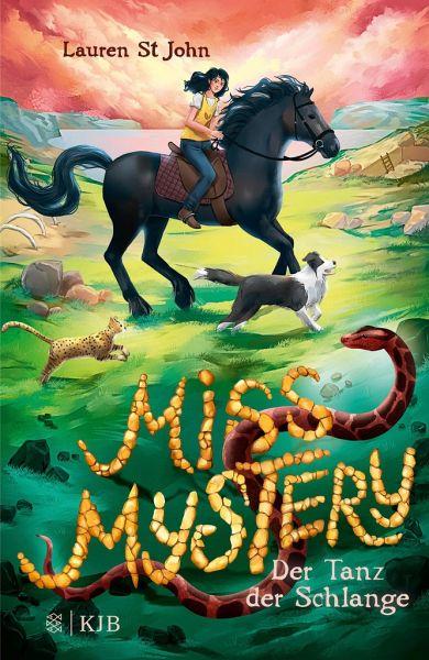 Buch-Reihe Miss Mystery