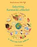 Geburtstag, Karneval & Lichterfest - So feiert man Feste anderswo
