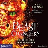 Im Reich der Feuerdrachen / Beast Changers Bd.2 (5 Audio-CDs)