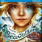 Rettung für Shari / Seawalkers Bd.2 (4 Audio-CDs)