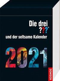 Die Drei Und Der Seltsame Kalender 2021 Von Andrea Kohrsen Kalender Portofrei Bestellen