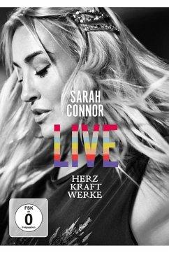 Herz Kraft Werke Live (Dvd) - Connor,Sarah