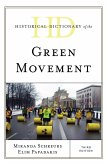 Historical Dictionary of the Green Movement (eBook, ePUB)