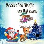 Die kleine Hexe Minnifee rettet Weihnachten (MP3-Download)