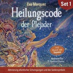 Heilungscode der Plejader (MP3-Download) - Marquez, Eva
