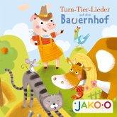 Turn-Tier-Lieder auf dem Bauernhof (MP3-Download)