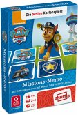 Paw Patrol - Missions Memo (Kartenspiel)