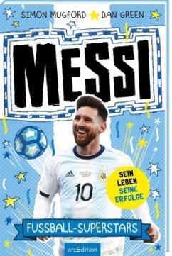 Fußball-Superstars - Messi - Mugford, Simon