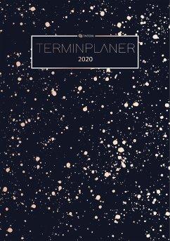 Terminplaner 2020 - Kalender für das neue Jahr 2020 - Planer, Wochenplaner, Taschenkalender und Terminkalender 2020 - Fintera, El