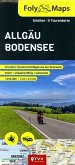 FolyMaps Karte Allgäu Bodensee 1:250 000