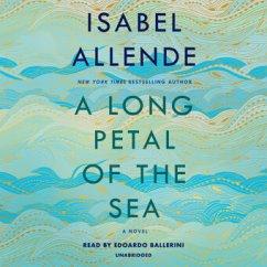 A Long Petal of the Sea, 8 Audio-CD - Allende, Isabel