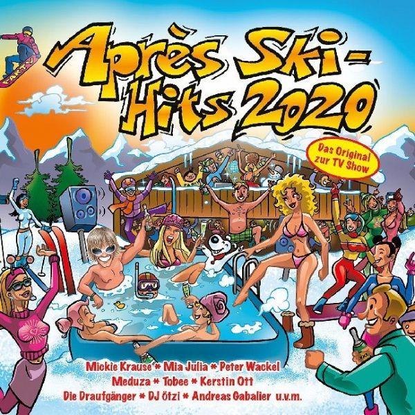 Schlager champions 2020 cd