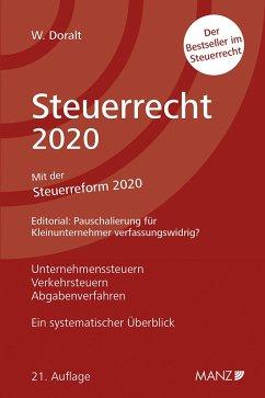 Steuerrecht 2020 (eBook, PDF) - Doralt, Werner