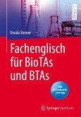 Fachenglisch für BioTAs und BTAs