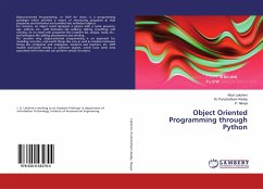 Object Oriented Programming through Python