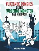 Furzende Zombies gegen furzende Monster