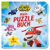 Super Wings Mein Puzzlebuch