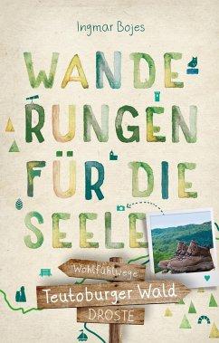 Teutoburger Wald. Wanderungen für die Seele - Bojes, Ingmar
