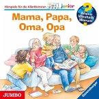 Mama, Papa, Oma, Opa, Audio-CD