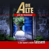 Die Alte und der Kommissar - Sie kann's nicht lassen, Audio-CD