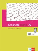 Con gusto nuevo A2. Trainingsbuch + MP3-CD