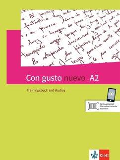 Con gusto nuevo A2. Trainingsbuch + MP3-CD
