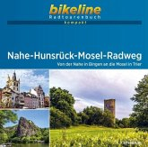 Nahe-Hunsrück-Mosel-Radweg 1 : 50 000