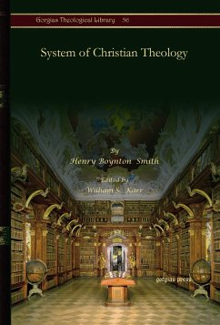System of Christian Theology (eBook, PDF)