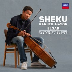 Elgar - Kanneh-Mason,Sheku/London Symphony Orchestra
