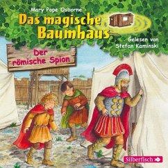 Der römische Spion / Das magische Baumhaus Bd.56 (1 Audio-CD) - Osborne, Mary Pope