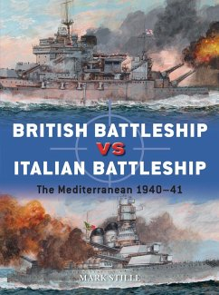 British Battleship vs Italian Battleship (eBook, PDF) - Stille, Mark