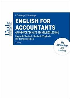 English for Accountants - Grünberger, David; Grünberger, Herbert