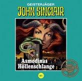 Asmodinas Höllenschlange / John Sinclair Tonstudio Braun Bd.97 (Audio-CD)