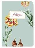 Notizheft Blütenzauber Tulpe