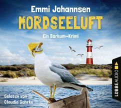 Mordseeluft, 6 Audio-CD - Johannsen, Emmi