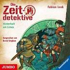 Hinterhalt am Limes / Die Zeitdetektive Bd.42 (1 Audio-CD)