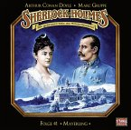 Sherlock Holmes - Mayerling, 2 Audio-CD