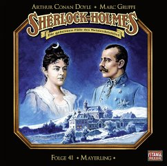 Sherlock Holmes - Mayerling, 2 Audio-CD - Doyle, Arthur Conan