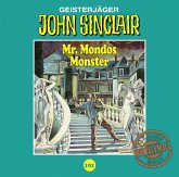 Mr. Mondos Monster (Teil 1 von 2) / John Sinclair Tonstudio Braun Bd.101 (Audio-CD)