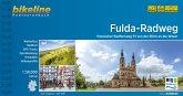 Fulda-Radweg 1 : 50 000