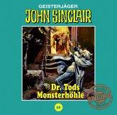 Dr. Tods Monsterhöhle / John Sinclair Tonstudio Braun Bd.98 (Audio-CD)