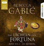 Das Lächeln der Fortuna Teil 3: Die Rückkehr / Waringham Saga Bd.1 (2 MP3-CDs)