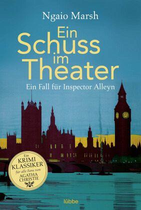 Buch-Reihe Inspector Alleyn
