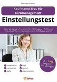 Einstellungstest Kaufmann / Kauffrau für Büromanagement
