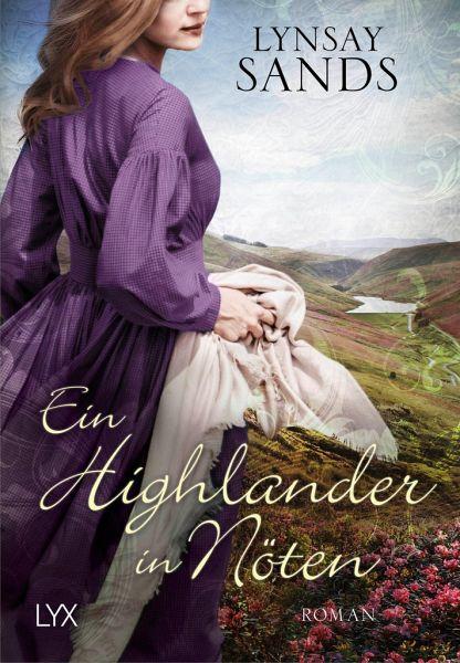 Ein Highlander in Nöten / Highlander Bd.8