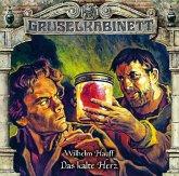 Das kalte Herz / Gruselkabinett Bd.159 (Audio-CD)