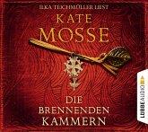 Die brennenden Kammern / Minou Joubert Bd.1 (8 Audio-CDs)