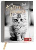 Für Katzenfreunde 2021 Terminplaner mit Wochenkalendarium