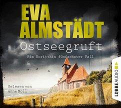 Ostseegruft / Pia Korittki Bd.15 (4 Audio-CDs) - Almstädt, Eva