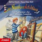 Das Geheimnis der gestohlenen Gemälde / Die Nordseedetektive Bd.8 (1 Audio-CD)